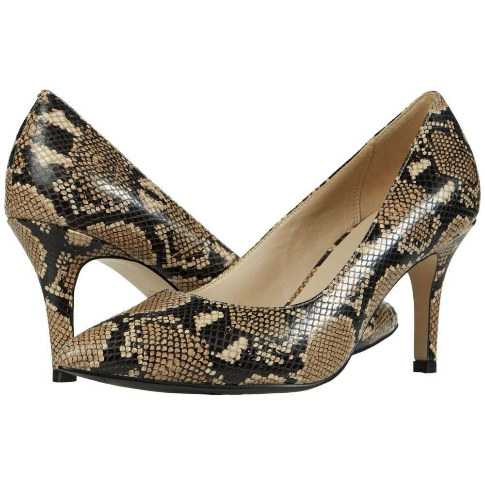コールハーン Cole Haan レディース パンプス シューズ・靴【G.Os Juliana Pump 75】Amphora Exotic Snake Print Leather
