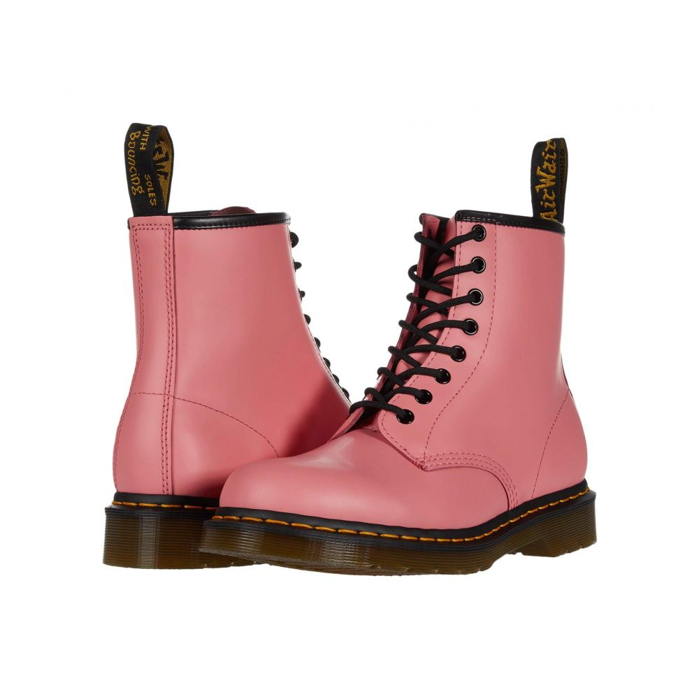 ドクターマーチン Dr. Martens レディース ブーツ シューズ・靴【1460 Smooth Leather】Acid Pink