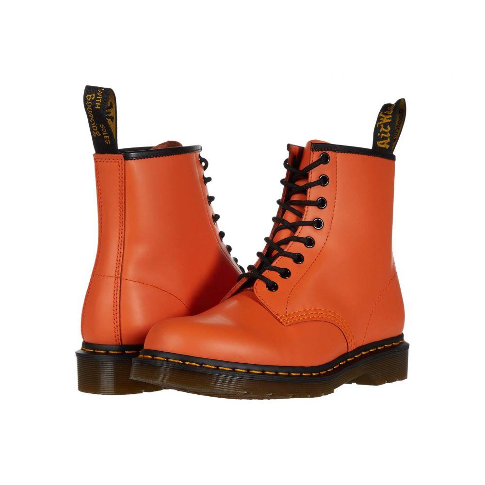 ドクターマーチン Dr. Martens レディース ブーツ シューズ・靴【1460 Smooth Leather】Orange