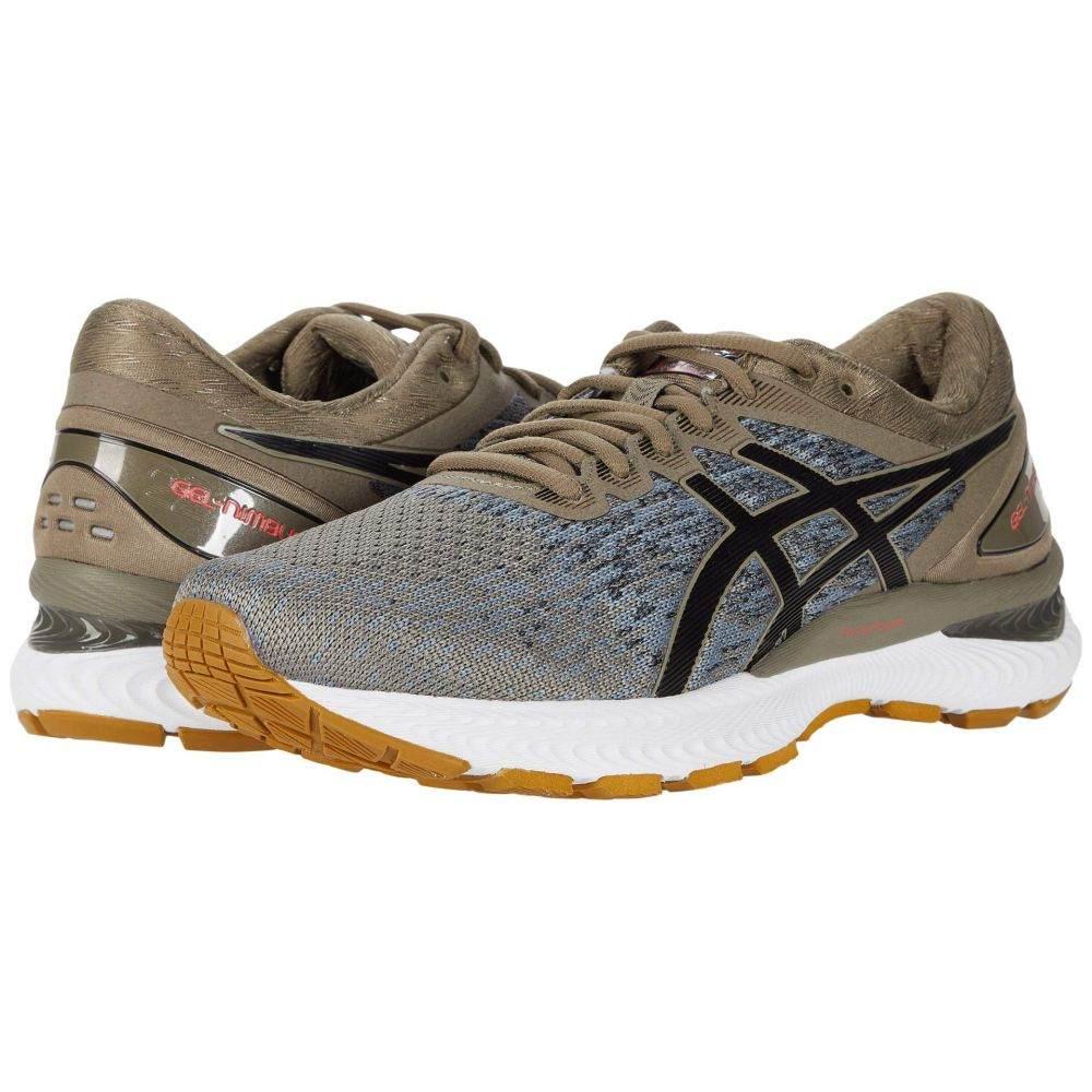 アシックス ASICS メンズ ランニング・ウォーキング シューズ・靴【GEL-Nimbus 22】Mink/Black