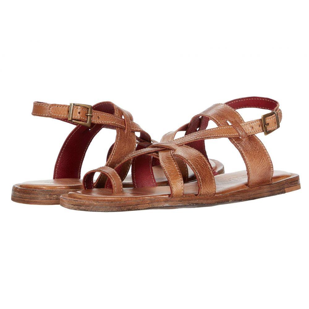 ベッドステュ Bed Stu レディース サンダル・ミュール シューズ・靴【Manati II】Tan Rustic