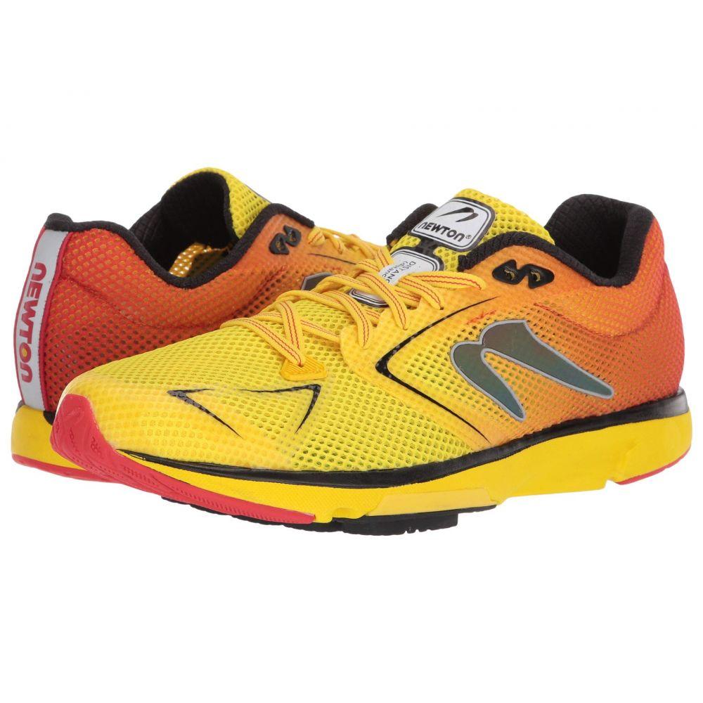 ニュートンランニング Newton Running メンズ ランニング・ウォーキング シューズ・靴【Distance 9】Yellow/Black