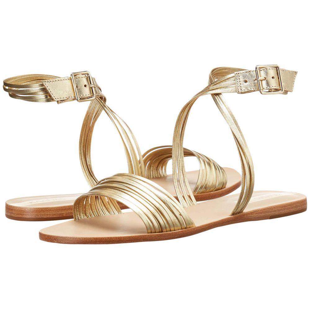 カーナス KAANAS レディース サンダル・ミュール シューズ・靴【Copacabana Strappy Ankle-Wrap】