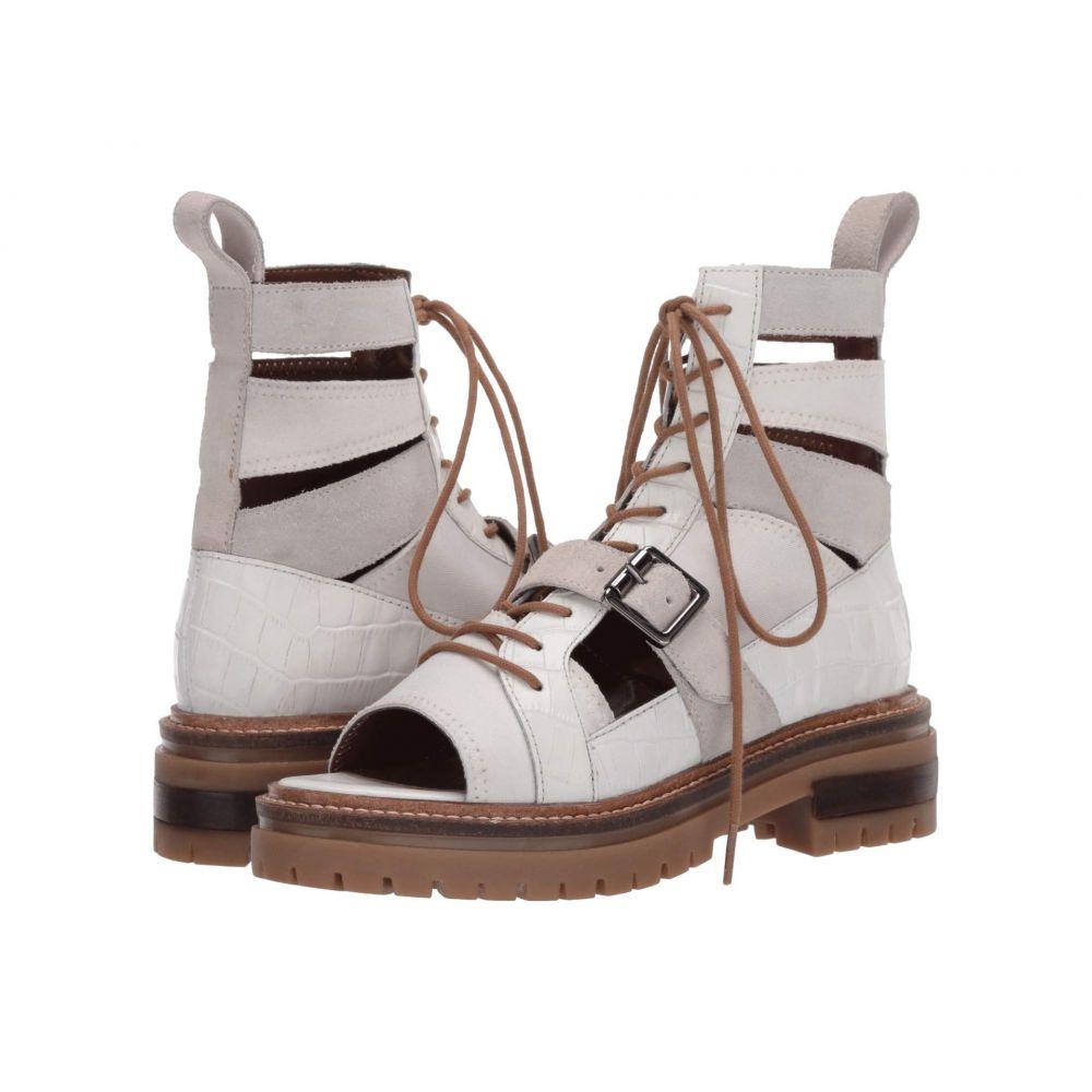 フリーピープル Free People レディース ブーツ レースアップ シューズ・靴【Mandi Lace-Up】White