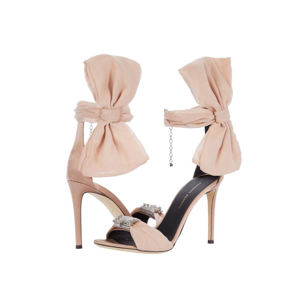 ジュゼッペ ザノッティ Giuseppe Zanotti レディース サンダル・ミュール シューズ・靴【E000146】Nude