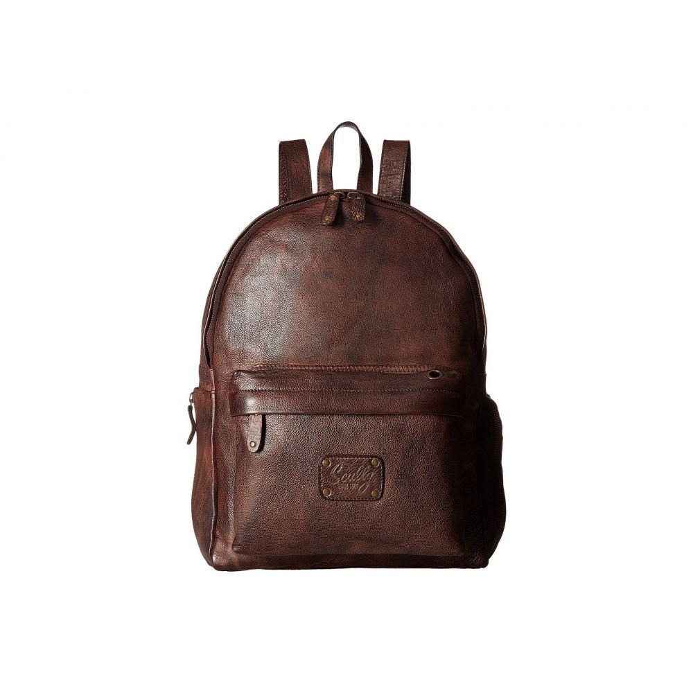 スカーリー Scully レディース バックパック・リュック バッグ【Solvang Backpack】Brown