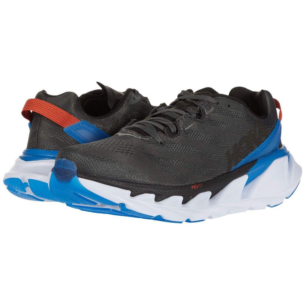 ホカ オネオネ Hoka One One メンズ ランニング・ウォーキング シューズ・靴【Elevon 2】Dark Shadow/Imperial Blue