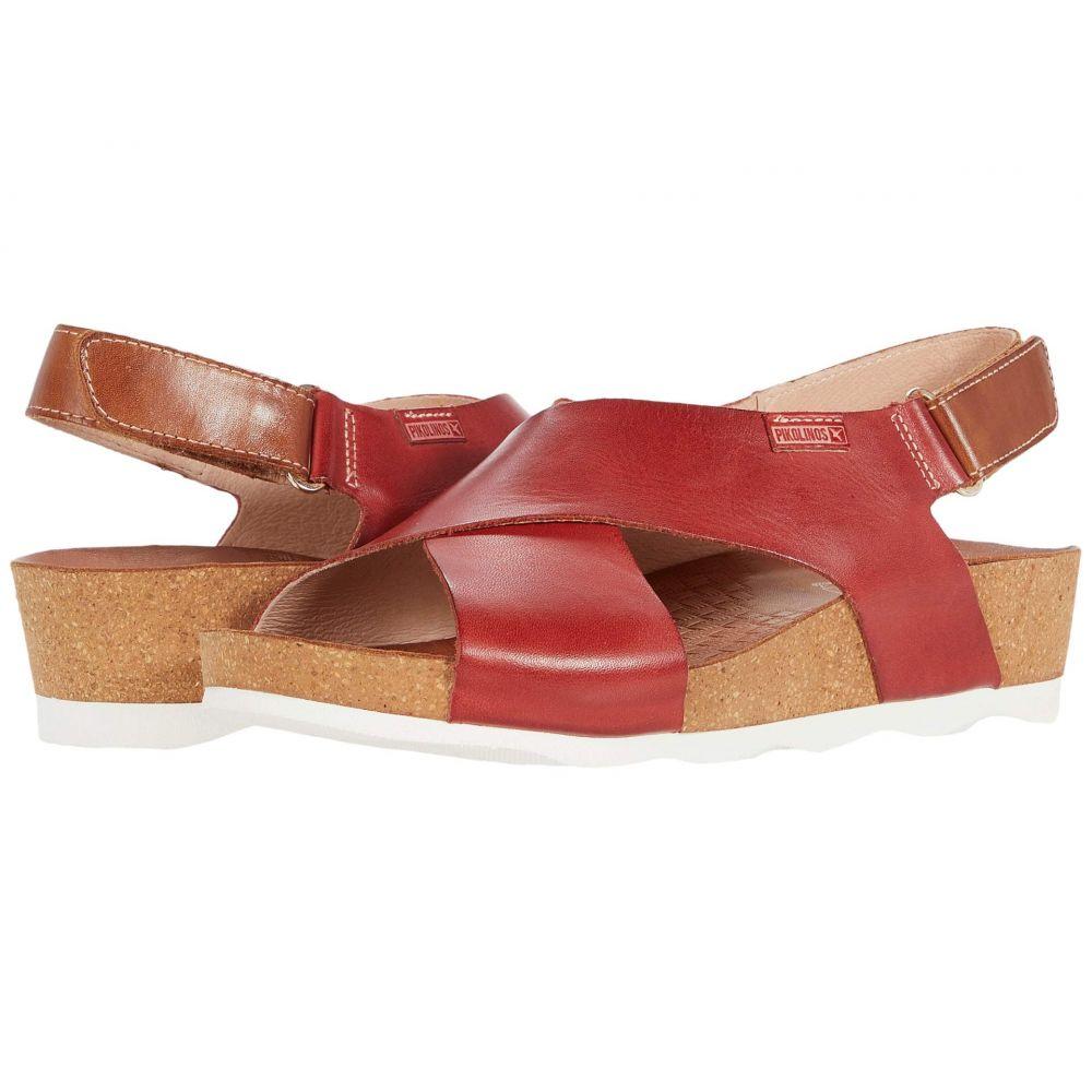ピコリノス Pikolinos レディース サンダル・ミュール シューズ・靴【Mahon W9E-0912】Coral