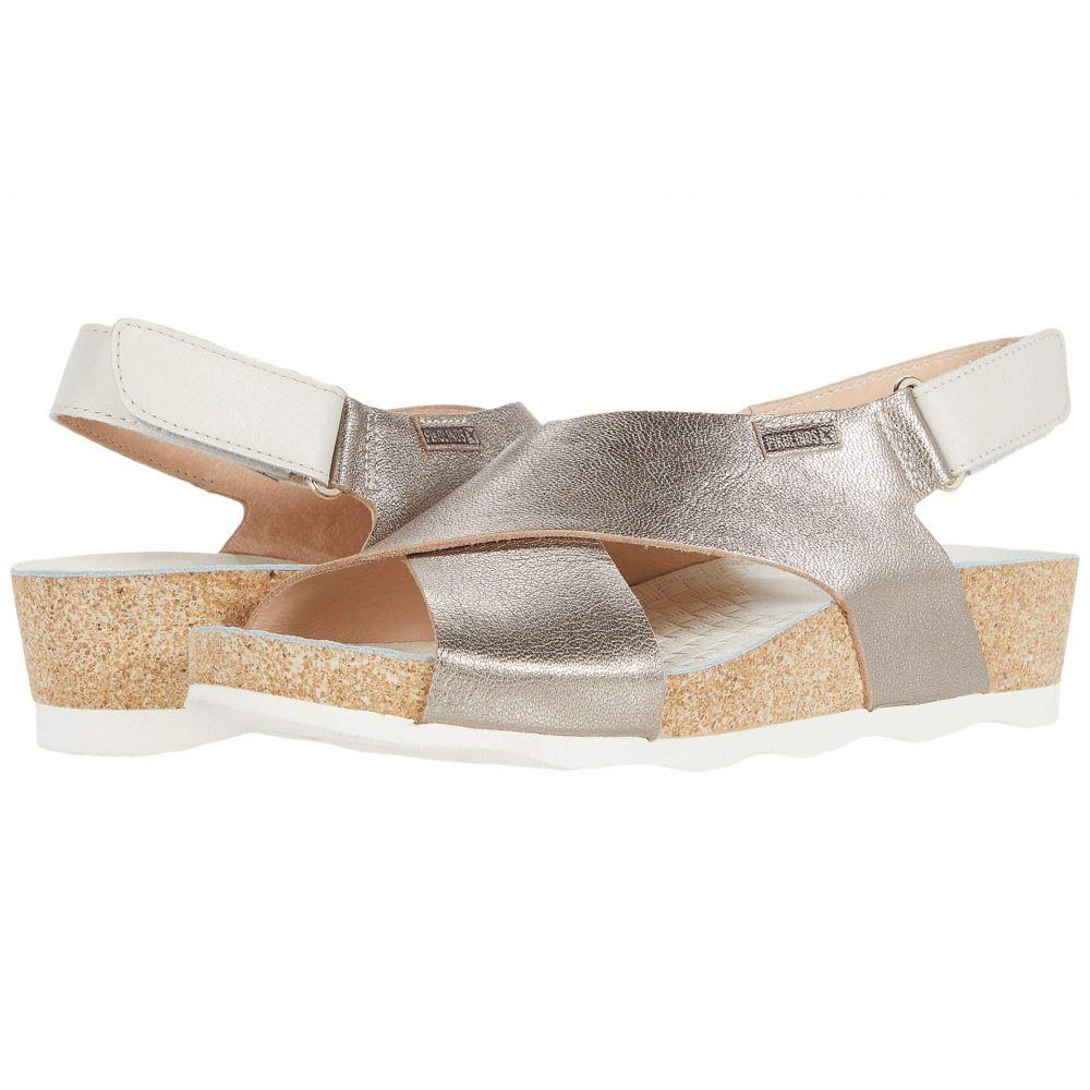 ピコリノス Pikolinos レディース サンダル・ミュール シューズ・靴【Mahon W9E-0912CLC1】Stone