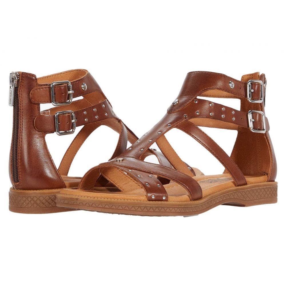 ピコリノス Pikolinos レディース サンダル・ミュール シューズ・靴【Moraira W4E-0629】Cuero