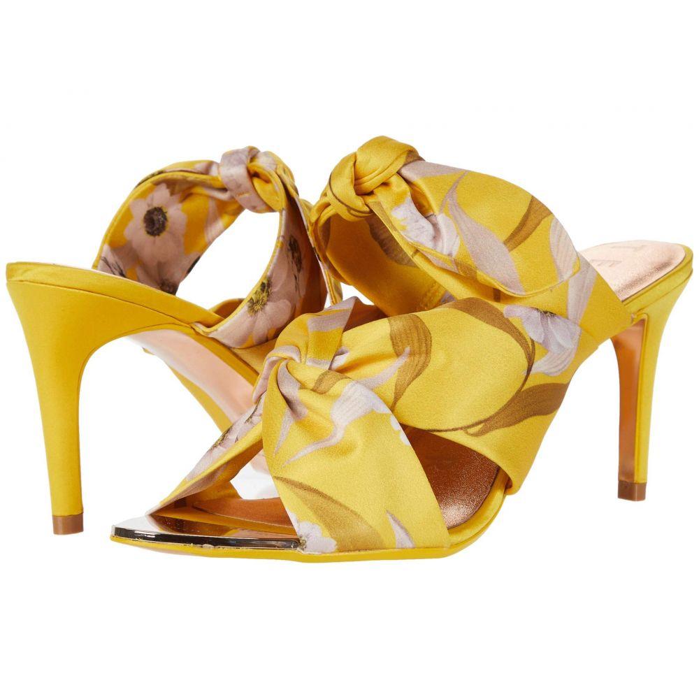 テッドベーカー Ted Baker レディース サンダル・ミュール シューズ・靴【Serana】Yellow