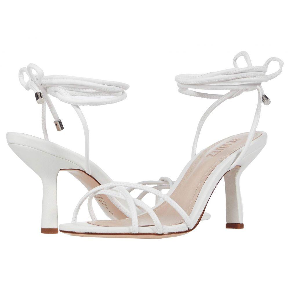 シュッツ Schutz レディース サンダル・ミュール シューズ・靴【Moemia】White