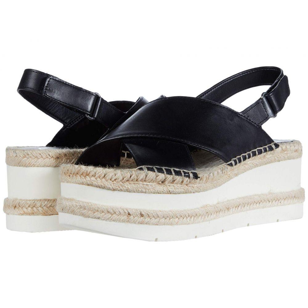 マーク フィッシャー Marc Fisher LTD レディース サンダル・ミュール シューズ・靴【Gandy】Black Leather