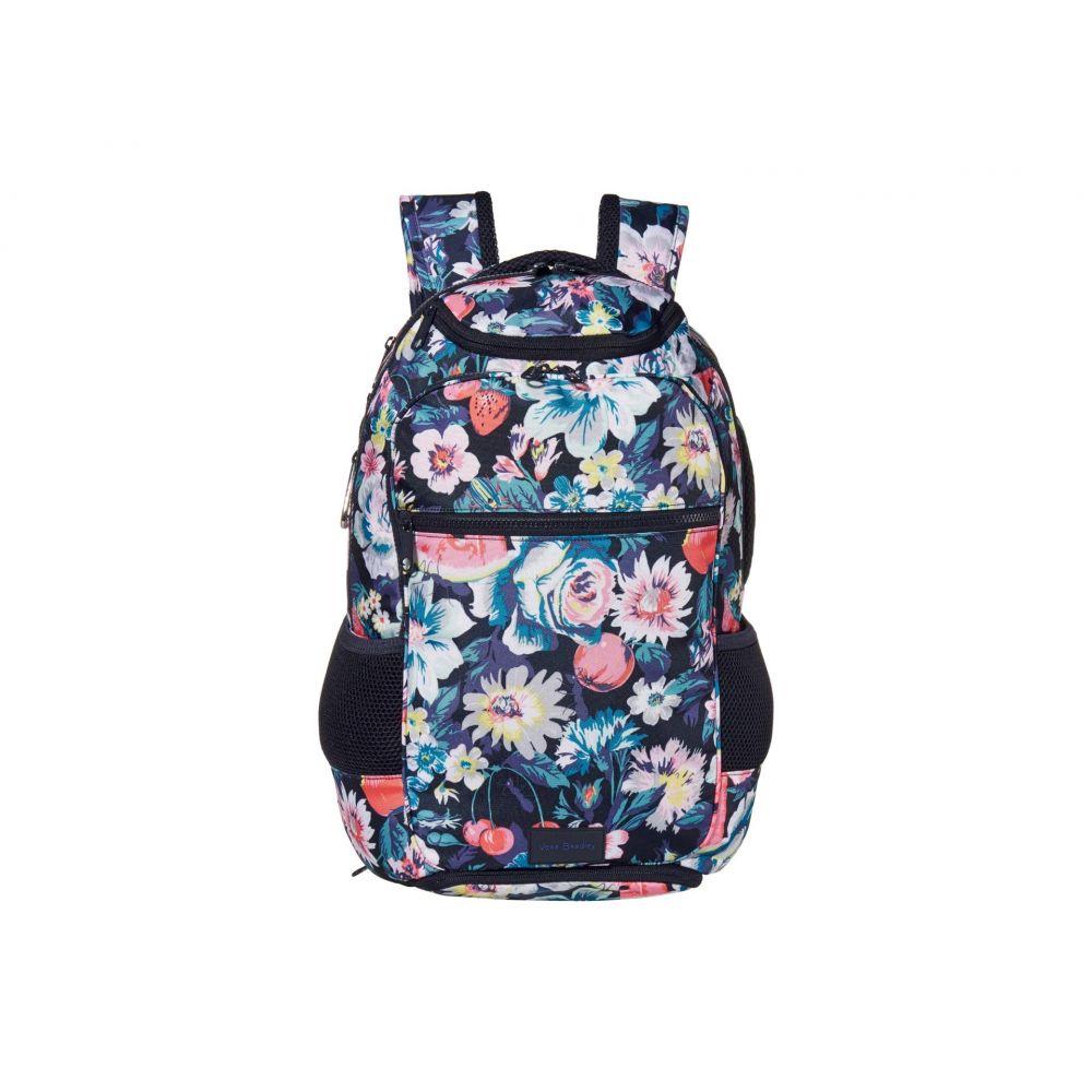 ヴェラ ブラッドリー Vera Bradley レディース バックパック・リュック バッグ【ReActive Journey Backpack】Garden Picnic