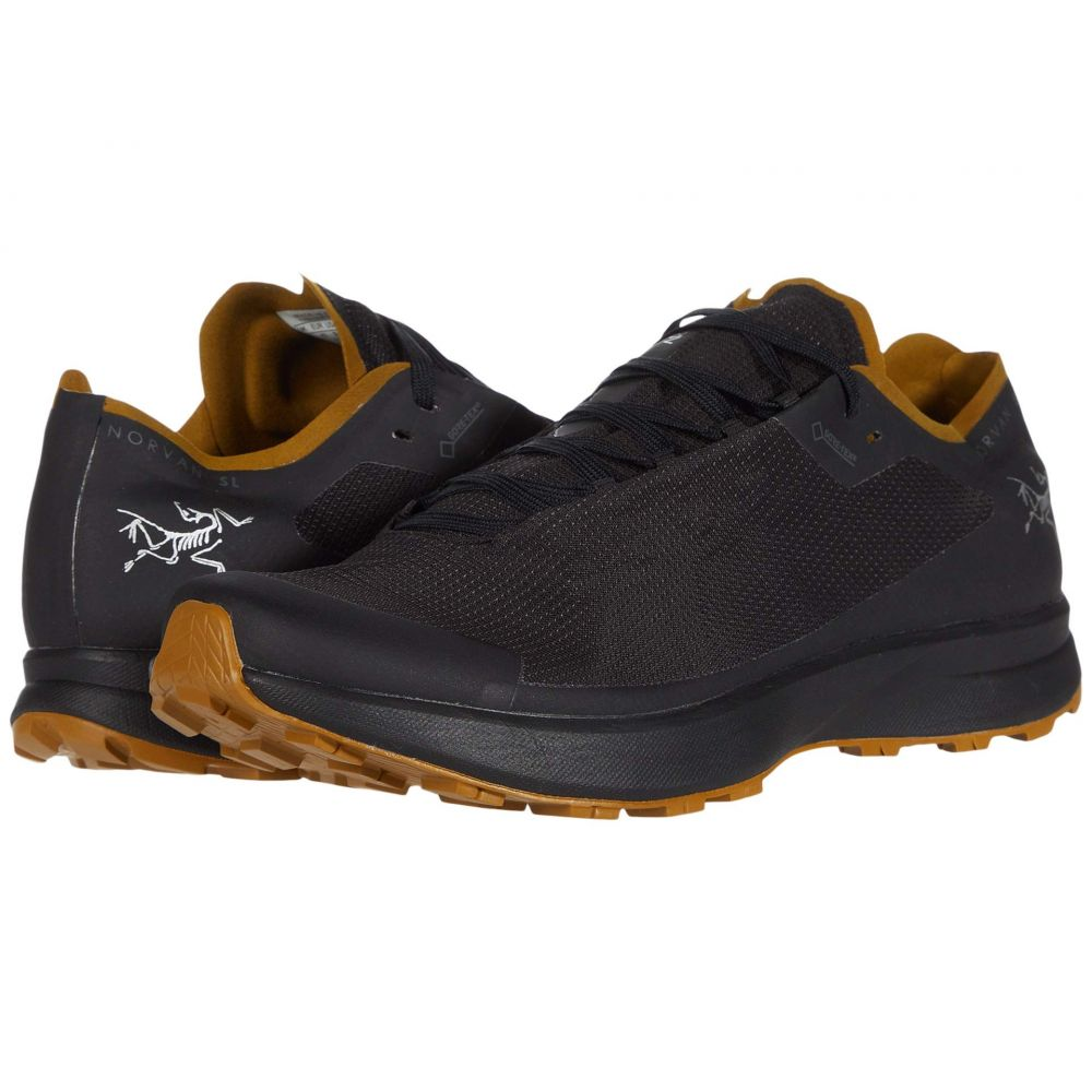 アークテリクス Arc'teryx メンズ ランニング・ウォーキング シューズ・靴【Norvan SL GTX】Black/Yukon