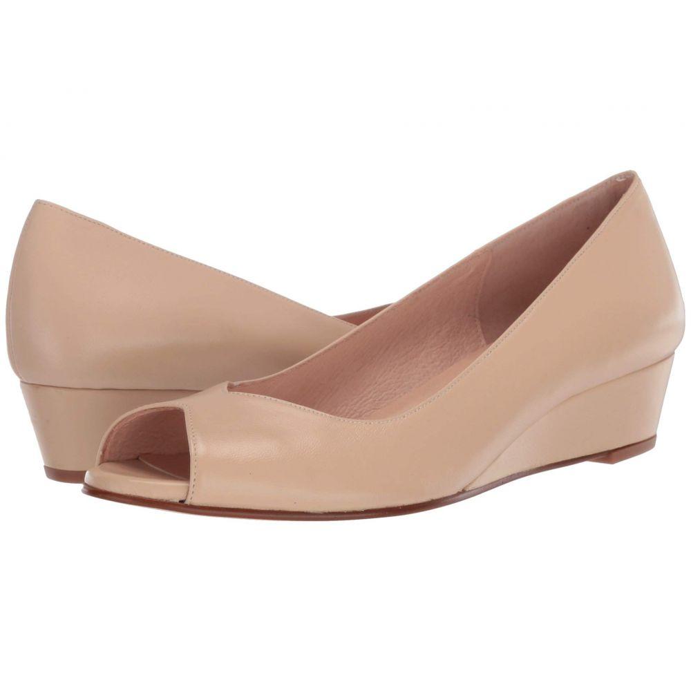 フレンチソール French Sole レディース サンダル・ミュール シューズ・靴【Elvira】Beige Napa