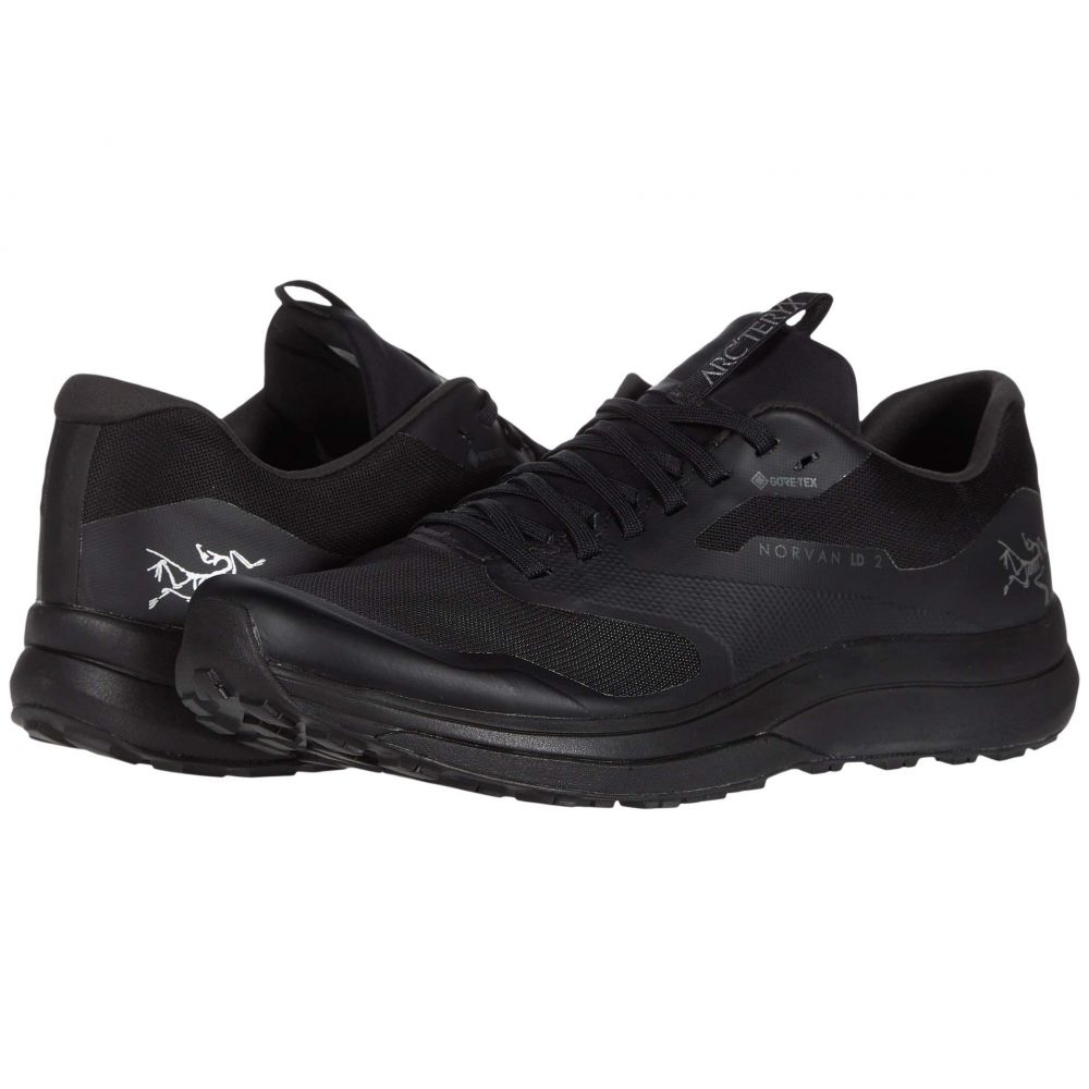 アークテリクス Arc'teryx メンズ ランニング・ウォーキング シューズ・靴【Norvan LD 2 GTX】Black/Black