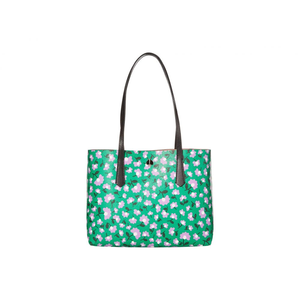 ケイト スペード Kate Spade New York レディース トートバッグ バッグ【Molly Party Floral Small Tote】Green Multi