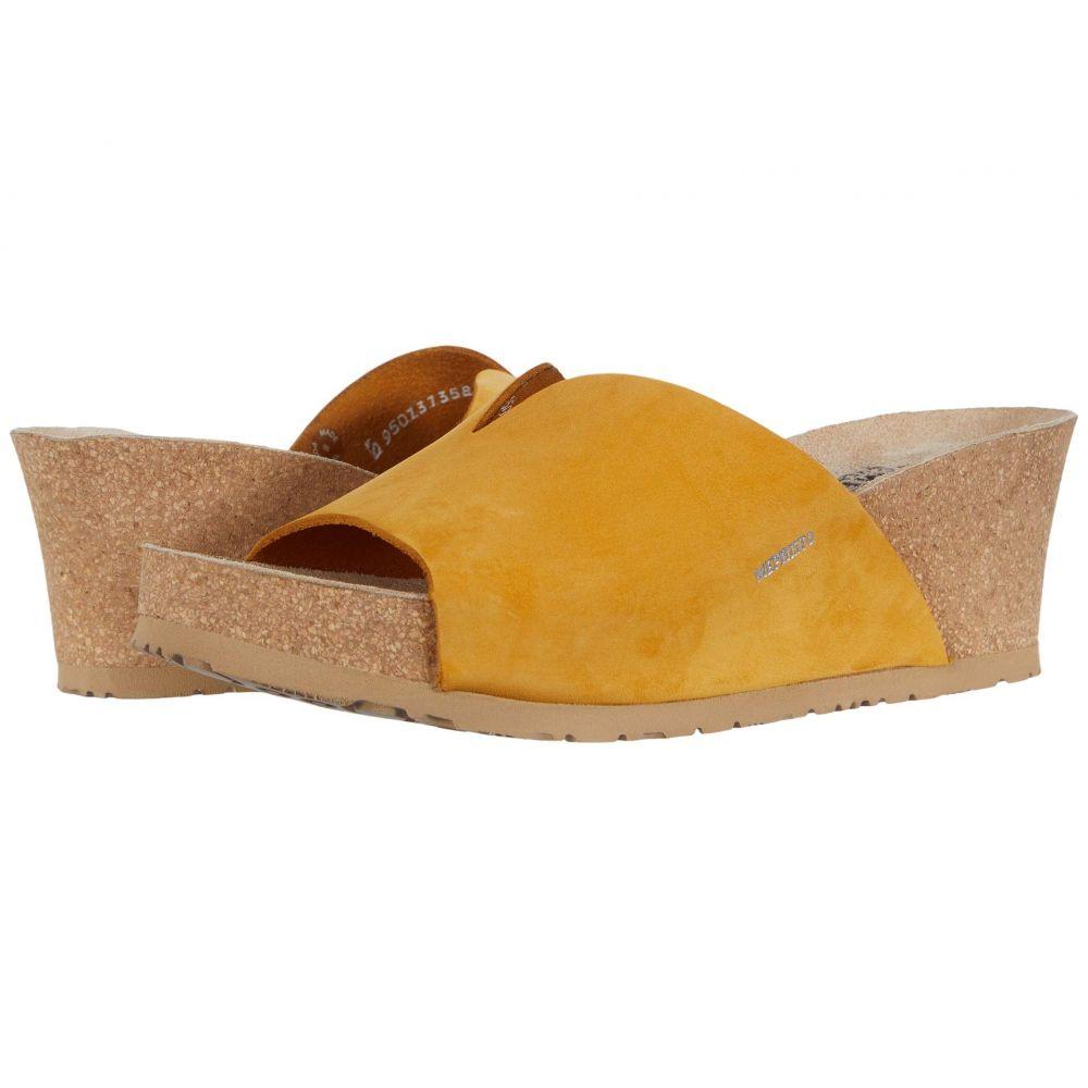 メフィスト Mephisto レディース サンダル・ミュール シューズ・靴【Lisane】Ochre Sandalbuck