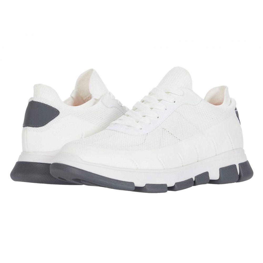 スウィムス SWIMS メンズ スニーカー シューズ・靴【City Hiker Sneaker】White/Gray