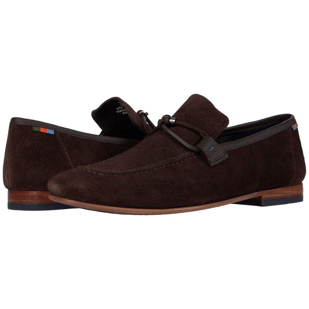テッドベーカー Ted Baker メンズ ローファー シューズ・靴【Crecy】Brown