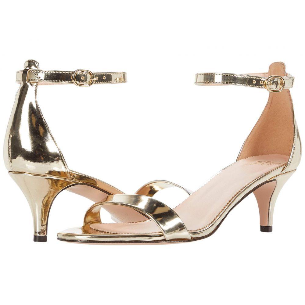 ジェイクルー J.Crew レディース サンダル・ミュール キトゥンヒール シューズ・靴【Basic Kitten Heel Sandal】