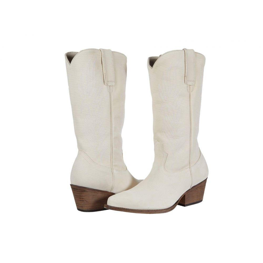 スティーブ マデン Steve Madden レディース ブーツ カウボーイブーツ ウエスタンブーツ シューズ・靴【Cowboy Western Boot】Bone Leather