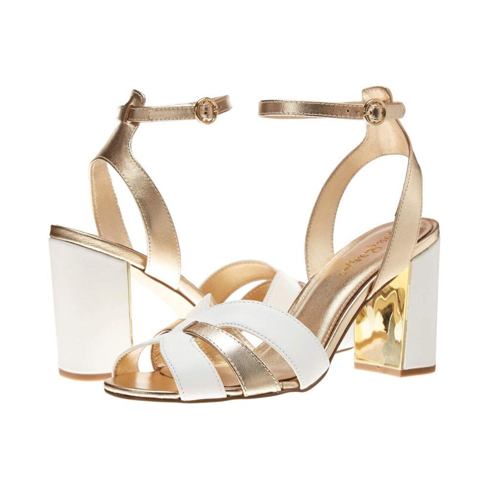 リリーピュリッツァー Lilly Pulitzer レディース サンダル・ミュール シューズ・靴【Alana Sandal】Resort White