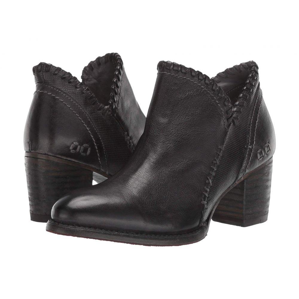 ベッドステュ Bed Stu レディース ブーツ シューズ・靴【Carla】Black Dip-Dye