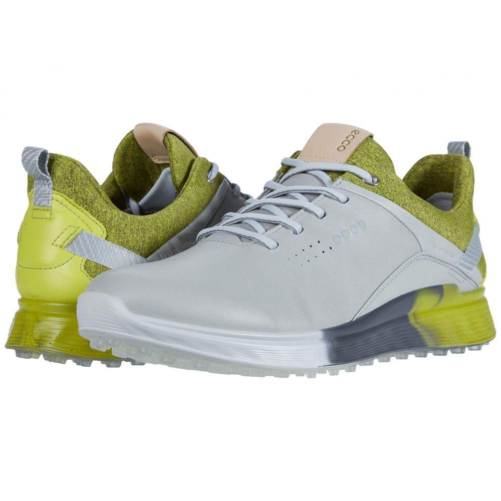 エコー ECCO Golf メンズ ゴルフ シューズ・靴【S-Three GORE-TEX】Concrete