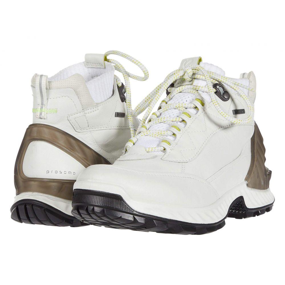 エコー ECCO Sport レディース ハイキング・登山 シューズ・靴【Exohike High】White/Bright White