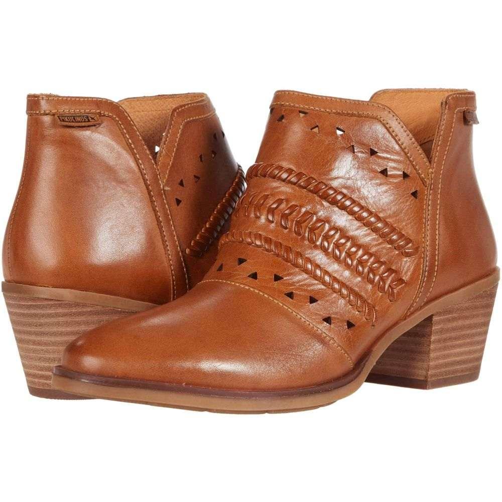 ピコリノス Pikolinos レディース ブーツ シューズ・靴【Huelma W2Z-8628】Brandy