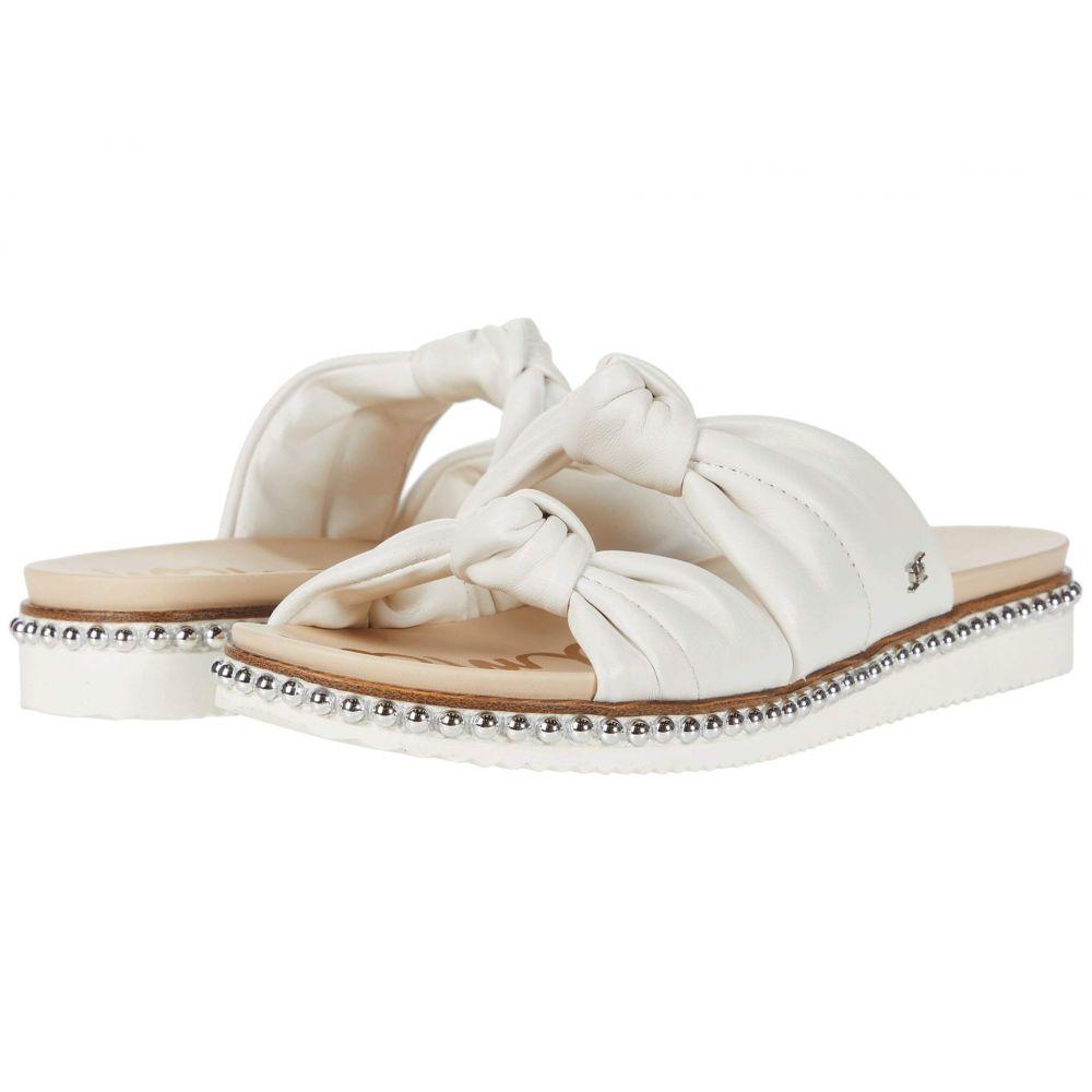 サム エデルマン Sam Edelman レディース サンダル・ミュール シューズ・靴【Alyse】Bright White Butter Nappa Leather