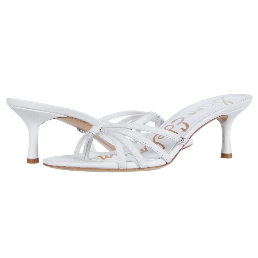 サム エデルマン Sam Edelman レディース サンダル・ミュール シューズ・靴【Jedda】Bright White Butter Nappa Leather