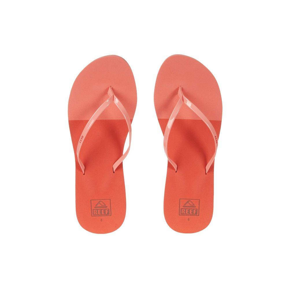 リーフ Reef レディース ビーチサンダル シューズ・靴【Bliss Toe Dip】Paprika
