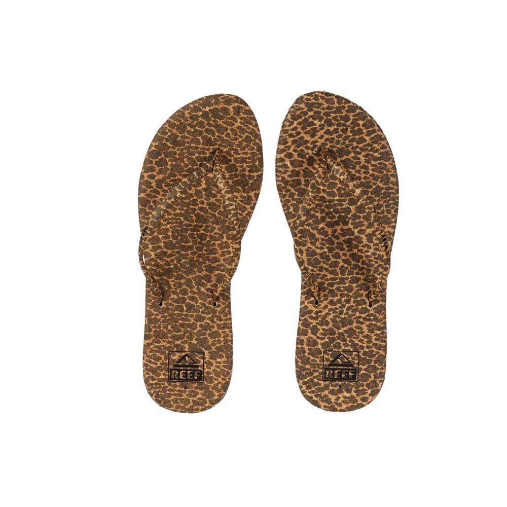 リーフ Reef レディース ビーチサンダル シューズ・靴【Bliss Summer】Cheetah