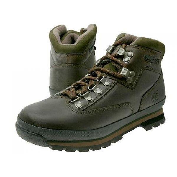 ティンバーランド Timberland メンズ ハイキング・登山 シューズ・靴【Euro Hiker】Brown Oiled Leather