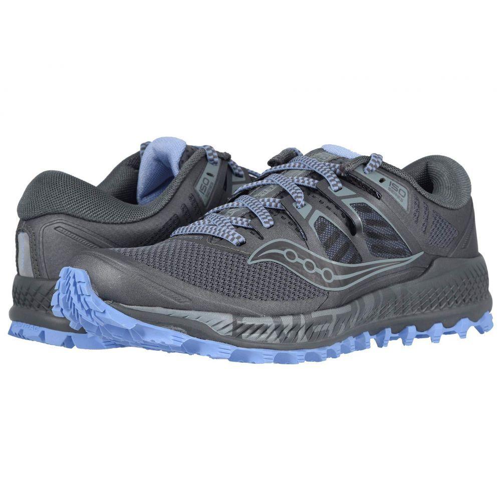サッカニー Saucony レディース ランニング・ウォーキング シューズ・靴【Peregrine ISO】Gunmetal