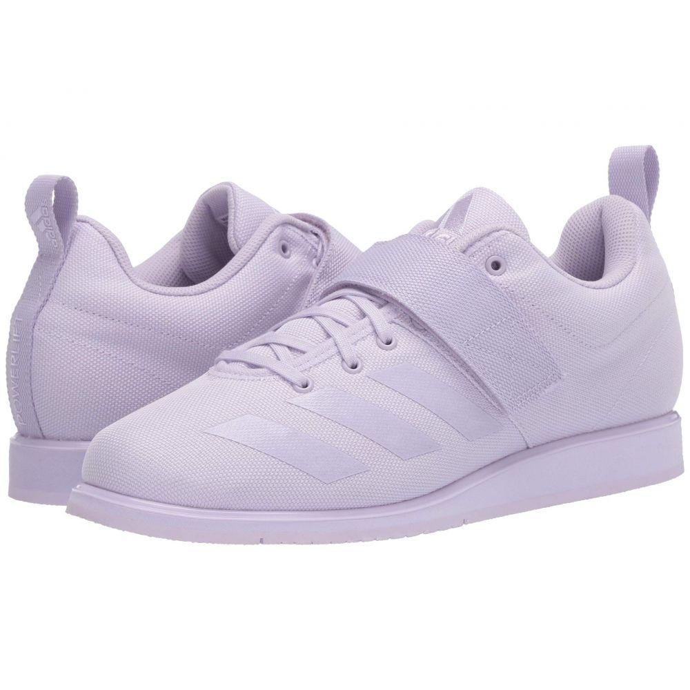 アディダス adidas レディース スニーカー シューズ・靴【Powerlift 4】Purple Tint/Purple Tint/Purple Tint