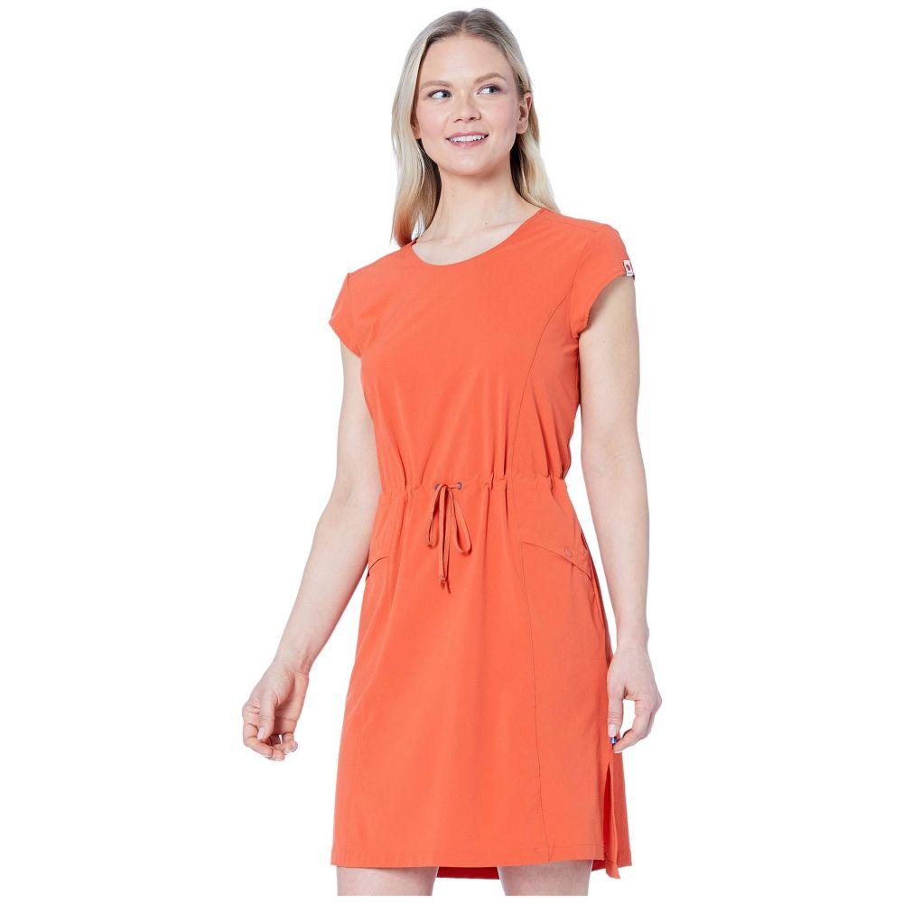 フェールラーベン Fjallraven レディース ワンピース ワンピース・ドレス【High Coast Lite Dress】Rowan Red