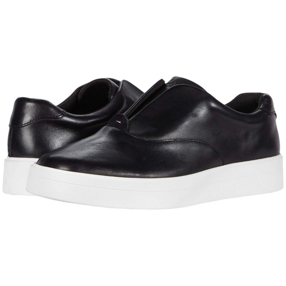 クラークス Clarks レディース スニーカー シューズ・靴【Hero Step】Black Leather