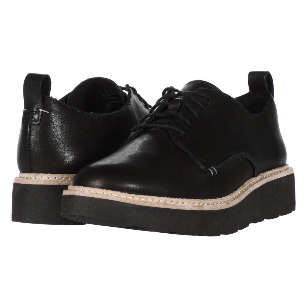 クラークス Clarks レディース ローファー・オックスフォード シューズ・靴【Trace Walk】Black Leather