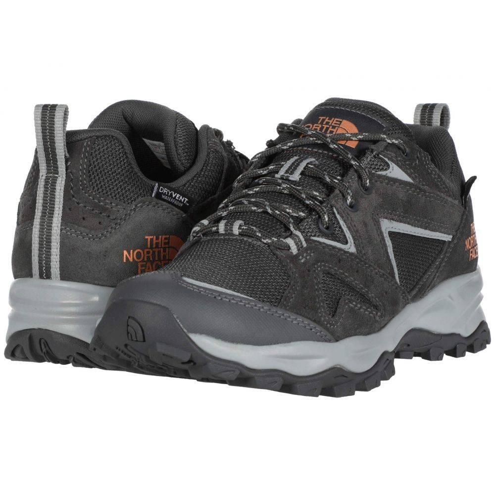 ザ ノースフェイス The North Face レディース ハイキング・登山 シューズ・靴【Trail Edge Waterproof】Zinc Grey/Cantaloupe