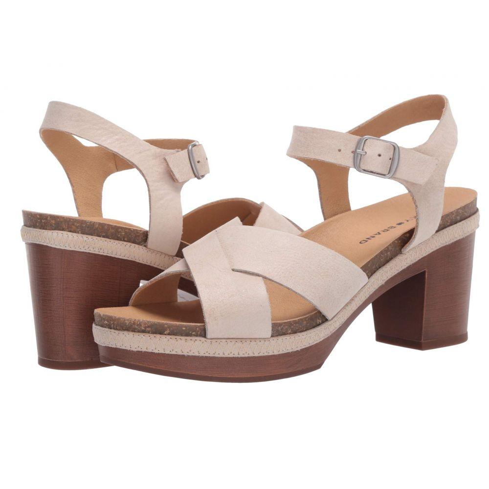 ラッキーブランド Lucky Brand レディース サンダル・ミュール シューズ・靴【Harvia】White Stone