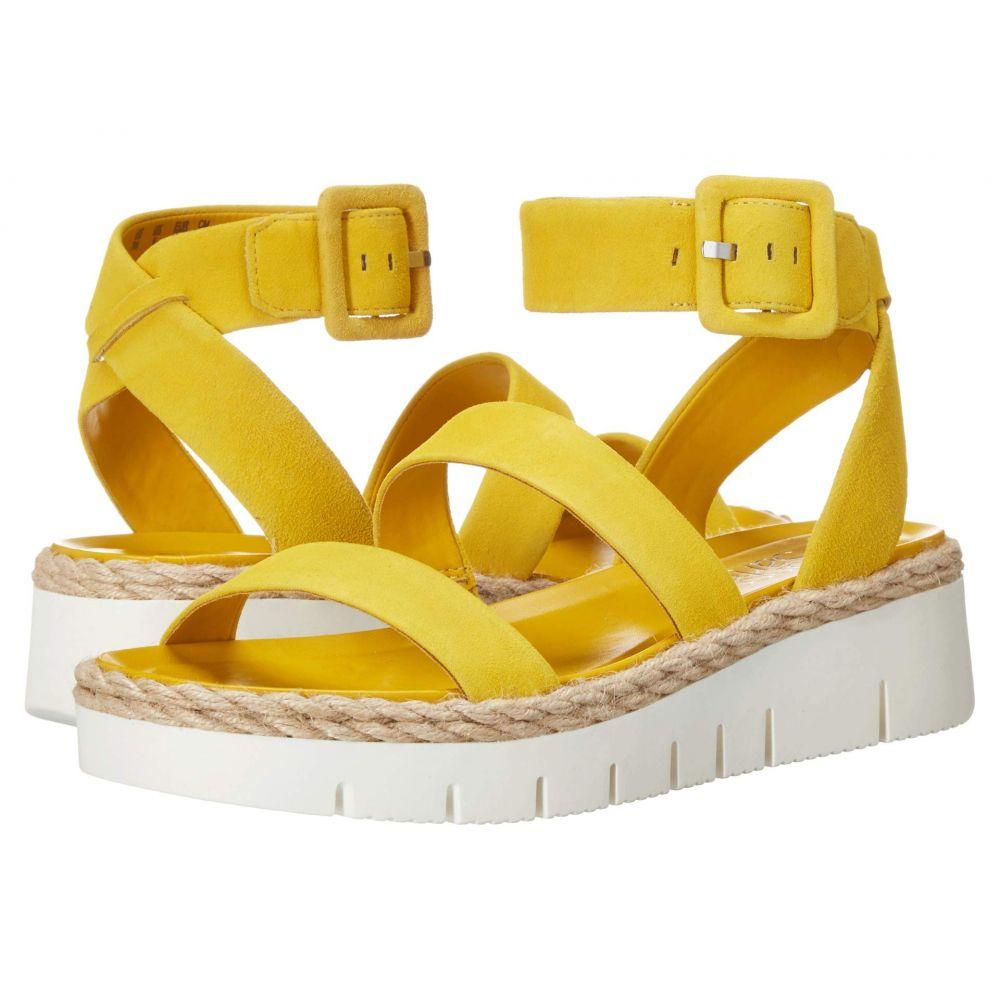 フランコサルト Franco Sarto レディース サンダル・ミュール シューズ・靴【Jackson】Yellow