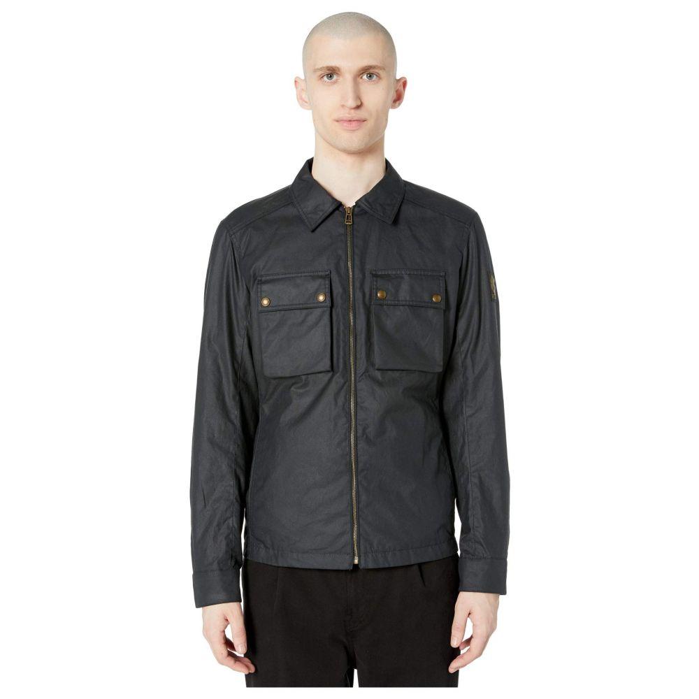 ベルスタッフ BELSTAFF メンズ ジャケット アウター【Dunstall 6 oz Waxed Cotton Jacket】Dark Navy