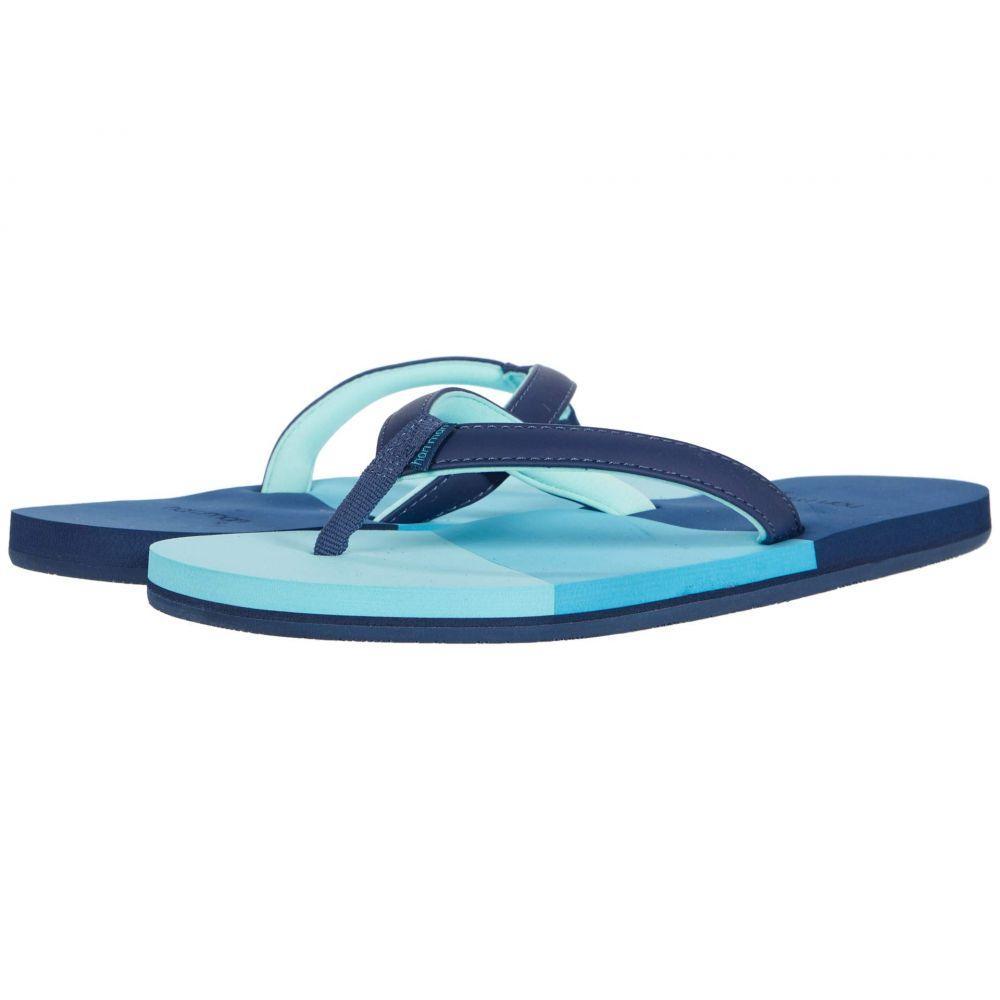 ハリマリ hari mari レディース ビーチサンダル シューズ・靴【Meadows Asana】Navy/Multi