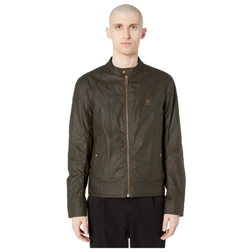 ベルスタッフ BELSTAFF メンズ ジャケット アウター【Kelland 6 oz Waxed Cotton Jacket】Faded Olive