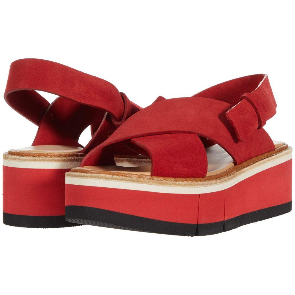 パロマ バルセロ Paloma Barcelo レディース サンダル・ミュール シューズ・靴【Jeno】Red
