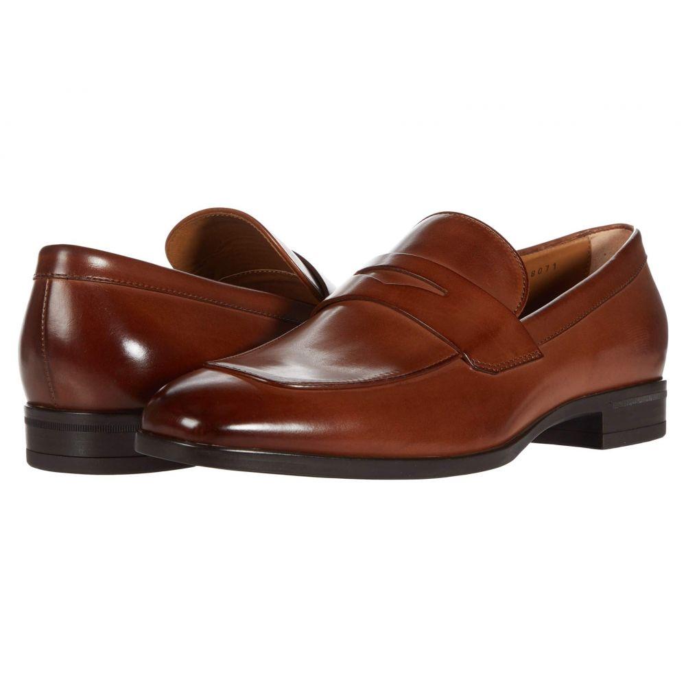 ヒューゴ ボス BOSS Hugo Boss メンズ ローファー シューズ・靴【Kensington Loafer by BOSS】Medium Brown